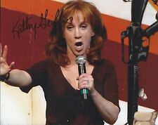 Kathy Griffin Stand-Up Comedian Hand Signed 8x10 Photo Autographed w/COA