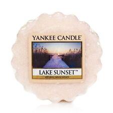 YANKEE CANDLE cialda xax melt tarts Lake Sunset durata 8 ore