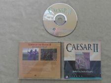 Caesar II Build a City, Build an Empire: Sierra PC Video Game 1996