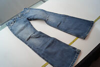 LTB Herren Men Jeans Hose 32/34 W32 L34 stone wash used look blau mit Risse #51