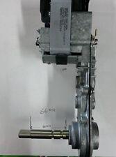 UGOLINI Mini 6L Slush Machine Maker Gear Motor new,shaft length 63-66mm