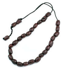 Worry Beads ~ Komboloi~ Scented Olive Seeds Brown