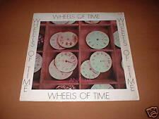 ANANTA Wheels Of Time LP Govinda PSYCH PROG 1978