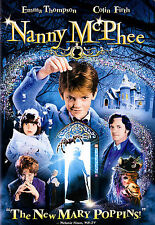 Nanny McPhee (DVD, 2006, Full Frame)