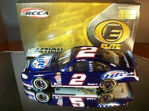 Rusty Wallace #2 Miller Lite 2004 Dodge Intrepid RCCA Elite 1:24 1,500 Made