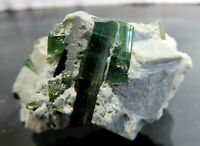 85 Ct Amazing Tourmaline Crystal Bunch Specimen From Paprock Mine Afghanistan