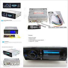 "3"" 1DIN Coche Bluetooth DVD reproductor MP3 MP5 Backup Rearview cámara FM USB Cargador"