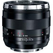 Objectifs manuels ZEISS Planar T* pour appareil photo et caméscope Canon EF