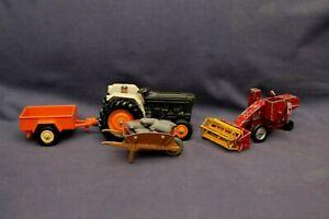 Vintage Model Farm Vehicles ( including Britains ) Lot 5