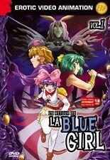 Le Retour de la Blue Girl - Vol. 1   DVD neuf sous blister