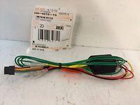 Kenwood Kvt-920dvd New Genuine Kenwood Power Wiring Harness Loom Lead Wire