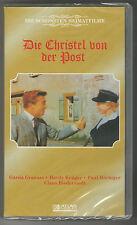 Die Christel von der Post (1956) VHS 1997 NEU/OVP Hardy Krüger/Paul Hörbiger