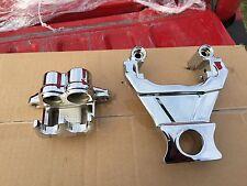 Yamaha R1 02 - 03 Chrome Rear Brake & Hanger (last 1)