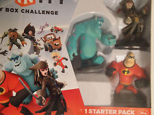 NEW  Disney Infinity: Toy Box Challenge Starter Pack Nintendo 3DS SEALED !