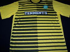 Celtic Soccer Jersey Fc Football Club Scotland Tennent's shirt Xl or S Choice