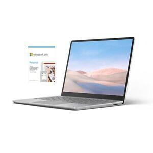 Microsoft Surface Laptop Go 12.4 Intel Core i5 8GB RAM 128GB SSD Platinum