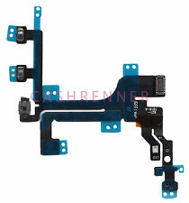 Ein An Aus Flex Lautstärke Mikro Schalter Power Button Side Key Apple iPhone 5C