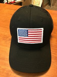 Soundoff Signal Hat American Flag With Hook Loo Police Law Enforcement Brand New