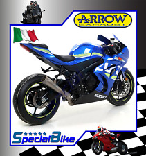 SUZUKI GSX R 1000 / R 2017 > SCARICO ARROW PRO RACE FULL TITANIO