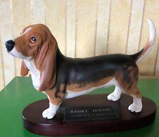 BESWICK DOG BASSETT HOUND FOCHNO TRINKET LARGE MODEL No 2045B MATT PERFECT