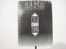 Al Di Meola Cielo E Terra Sheet Music Song Book Solo&Duet Guitar Transcriptions