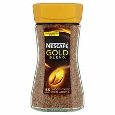 Nescafe Gold Blend Instant Coffee - 100g - Pack of 4 (100g x 4) (3.53 oz x 4)