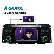 Grand Cherokee DVD GPS Autoradio Navigation RDS Navi für JEEP CHRYSLER DODGE BT