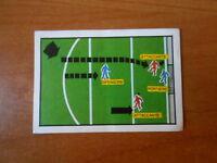 figurina tutto il calcio regola per regola n.164 - ed.jolly - con velina