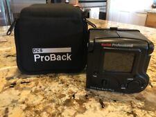 Kodak Professional DCS Pro Back Plus Digital Camera Bundle With Case