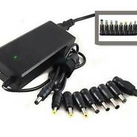 UK Universal 8in1 Mains AC/DC Power Adaptor Supply Plug Charger 3v 5v 6v 9v 12v