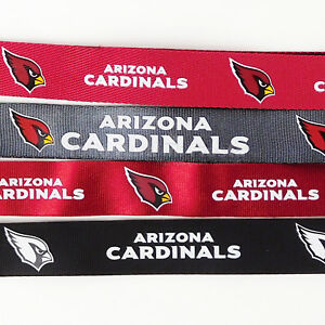 NFL Cardinals Breakaway Lanyard Gift Keychain Key Ring