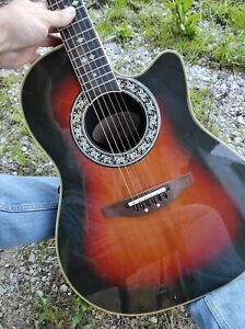 OVATION LEGEND 1767, Made in USA, Vintage Year 1995