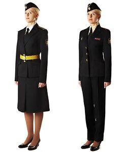 Russian Navy Women Daily Uniform