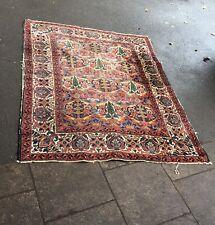 Teppich Antik Handarbeit Türkisch Iranisch Turkmenisch Orientteppich vintage