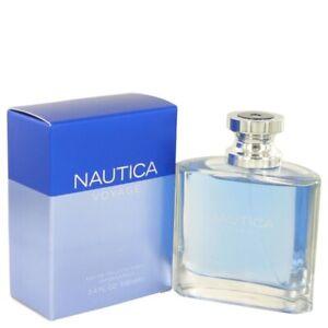 Nautica Voyage For Men Cologne Eau de Toilette 3.4 oz ~ 100 ml Spray New in Box