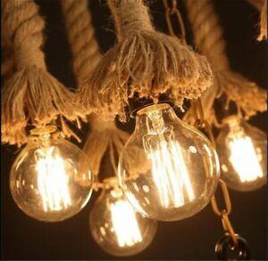 40W Antique Style Edison Vintage Light Bulbs Industrial Retro Lamp B22/E27 Base
