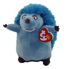 "TY Beanie Baby 6"" CUATRO Hedgehog (Ferdinand) Plush Stuffed Animal w/ Heart Tags"