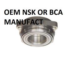 OEM MANUFACT NSK OR BCA Wheel Bearing Front Bearing WE60455