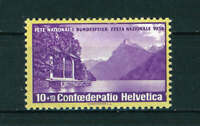 Switzerland 1938 National Fete stamp. MNH. Sg 387.