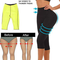 Women Neoprene Sports Slimming Burning Leg Shaper Weight Loss Yoga Fitness Pants