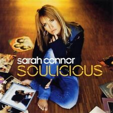 SARAH CONNOR - SOULICIOUS - CD - NEW!!!
