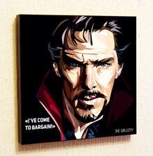 Doctor Strange Marvel Painting Decor Print Wall Art Poster Canvas Music Gift