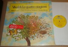 Gidon Kremer/Abbado VIVALDI The Four Seasons - DG 2531 287