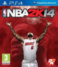 NBA 2k14 PlayStation 4 Ps4 Basket Ball