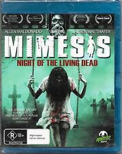 Mimesis (Blu-ray, 2015)New (A Monster Pictures Film)Region B Free Post