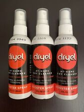 Set of 3 Dryel At Home Dry Cleaner Booster Spray 3 FL OZ