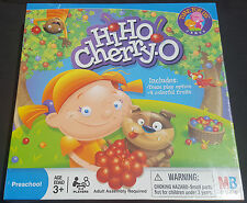 HiHo Cherry-O Childrens Educational Game From 2007 By HASBRO NEW/SEALED