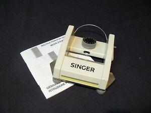 CHARIOT INTARSIA SINGER POUR MACHINES à TRICOTER