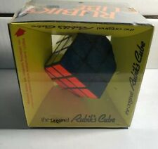 Vintage Rubik's Cube The Original 1980 Ideal NOS Sealed Package