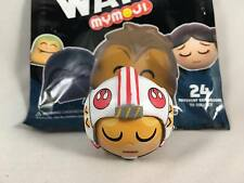 X-WING LUKE frowning ~ Funko STAR WARS MYMOJI emoji Vinyl mini Figure head ~ NEW